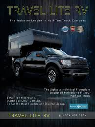 Travel Lite Truck Camper | Super Lite | Copley's RV | Hobe Sound, FL