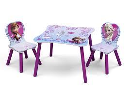 Purple Toddler Saucer Chair by Frozen Table And Chair Set Delta Children Eu Pim