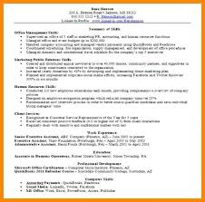 Admin Assistant Resume Examples Best Of Administrative Summary