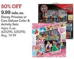 Toys R Us Deluxe Art by Cars Deluxe Color And Activity Set 9 99 At Toys R Us On Black