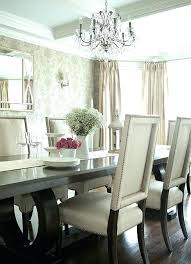 Elegant Dining Table Set Room Sets Formal Neutral Clean Design Classic Fine Setting Image Fancy
