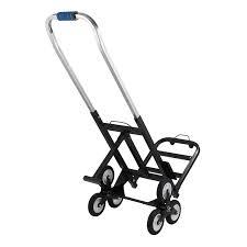 Z-bond 420 LBS Capacity Stair Climber Cart 30 Inch All Terrain Stair ...