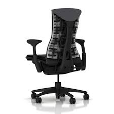 Herman Miller Caper Chair Colors by Herman Miller Embody Chair Charcoal Rhythm With Graphite Frame And