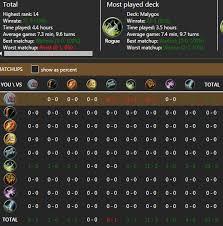 rank 1 legend malygos rogue hearthstone decks