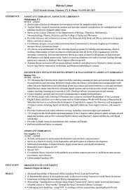Related Job Titles Librarian Resume Sample
