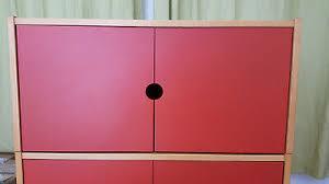büromöbel ikea effektiv anbauelement buche schmal und hoch