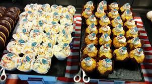 Google Zurich July 4th Cupcakes