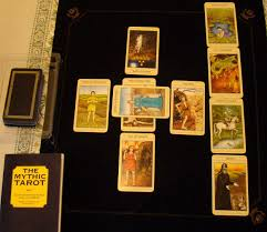 Mythic Tarot Deck Book Set by Tarot And More June 2012