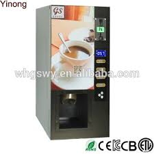 Instant Coffee Vending Machine Price For Malaysia Market