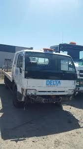 Used 1993 Nissan Atlas 300 Tow Truck (Tilt/Slide) *** Christchurch ...