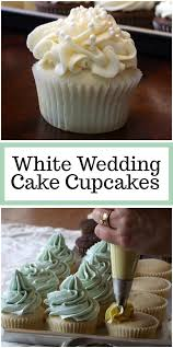 This Recipe For White Wedding Cake Cupcakes Is One Of The Most Popular Recipes On RecipeGirl These Are Seriously Simple To Make Youll Be Shocked
