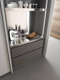 1 Closet by Kitchen Closet 1 Fly Compact Kitchens From Modulnova Architonic