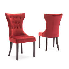 Amazon.com - Belleze Set Of 2pc, Premium Dining Chairs Side Armless ... Capital Ding Chairs Reviews Verified Cream Wooden Room Chair With White Back And Red Fabric Annie Mos Fniture Collection Of Leather Fabric Maddox Modern Red Walnut Set 2 Upholstered Parsons 6 X Faux Leather Ding Chairs In L11 Liverpool For Poppy Retro Pine Upholstered Lovely Kemnay Weston Home Cranberry 2019 Products Blaine Tufted Wing Back Gdf Studio Bridge Of Weir Renfwshire Gumtree Mcc Linen Roll Top Scroll High