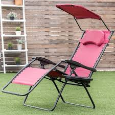 Folding Recliner Lounge Chair W/ Shade Canopy Cup Holder ... Gymax Folding Recliner Zero Gravity Lounge Chair W Shade Genuine Hover To Zoom Telescope Casual Beach Alinum Us 1026 32 Offoutdoor Sun Patio Lounge Chair Cover Fniture Dust Waterproof Pool Outdoor Canopy Rain Gear Pouchin Sails Nets Chaise With Gardeon With Beige Fniture Sunnydaze Double Rocking And 21 Best Chairs 2019 The Strategist New York Magazine Recling Belleze 2pack W Top Cup Holder Gray Decor 2piece Steel Floating Cushions