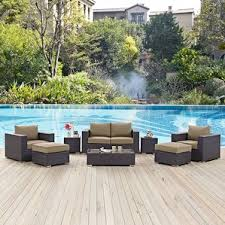 Premium Poly Patios Complaints by Sunbrella Patio Furniture You U0027ll Love Wayfair