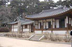 100 South Korean Houses ARCHITECTURE Hanok Is A Term To Describe Traditional