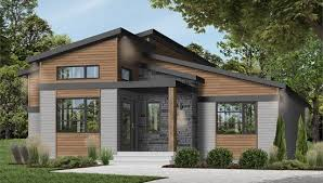 104 Contemporary Modern Floor Plans House Home The House Designers