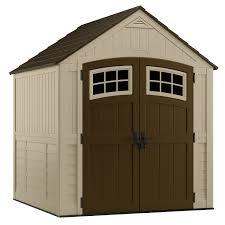 322 cu ft sutton 7 x 7 storage shed suncast corporation