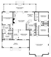 Craftsman Style Floor Plans Bungalow by Craftsman Style House Plan 3 Beds 2 Baths 1848 Sq Ft Plan 120