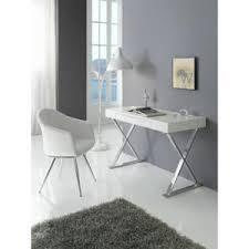 bureau blanc laqué brillant bureau blanc brillant laque achat vente pas cher