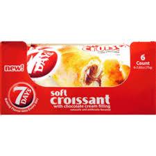 7 DAYS CROISSANT CHOCOLT 265Z