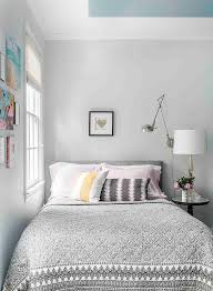 Light Gray Walls with Blue Ceiling Transitional Girl s Room