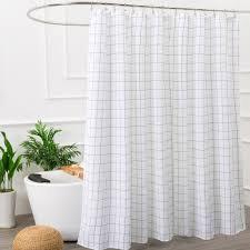 The 14 Best Shower Curtains 2018 Bathroom Curtain Ideas For All Tastes And Styles Mhwatson Window Dressing Treatment Ideas Ikea Treatment To Take Your The Next Level Creative Home 70 In X 72 Poinsettia Textured Shower Fountain Hills Coverings Target Set Net Blue Showers Small Rods 19 Excellent Grey Inspiration Beach Shower 15 Elegant Symmons Decor Bay Bedroom Have Curtains Decorating Rustic Better Homes Gardens