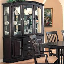 Dining Room China Cabinet Cabinets Solid Oak Table And