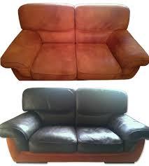 teinter un canapé en cuir conseils pour transformer un nubuck en cuir lisse valmour
