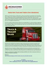 Find The Best Truck & Trailer Equipment For Rent! By R5solutions - Issuu Fleet Management Van And Commercial Truck Leasing Company In Inrstate Truck Center Sckton Turlock Ca Intertional Decarolis Rental Repair Service Center Toronto Sun Classifieds Heavy Duty Vehicles 2013 Penske 2017 Ford F650 V10 Gashydraulic Brake Flickr Find The Best Trailer Equipment For Rent By R5solutions Issuu Commercialease Vehicle Fancing Official Site Illinois Car Sales Rentals Coffman