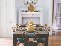 100 Dress Up Dining Room Chairs 5 Festive Ways To Dress Up Your Mantel For Thanksgiving CultureMap