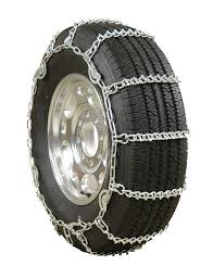 Amazon.com: Glacier Chains H2828SC Light Truck V-Bar Twist Link Tire ...