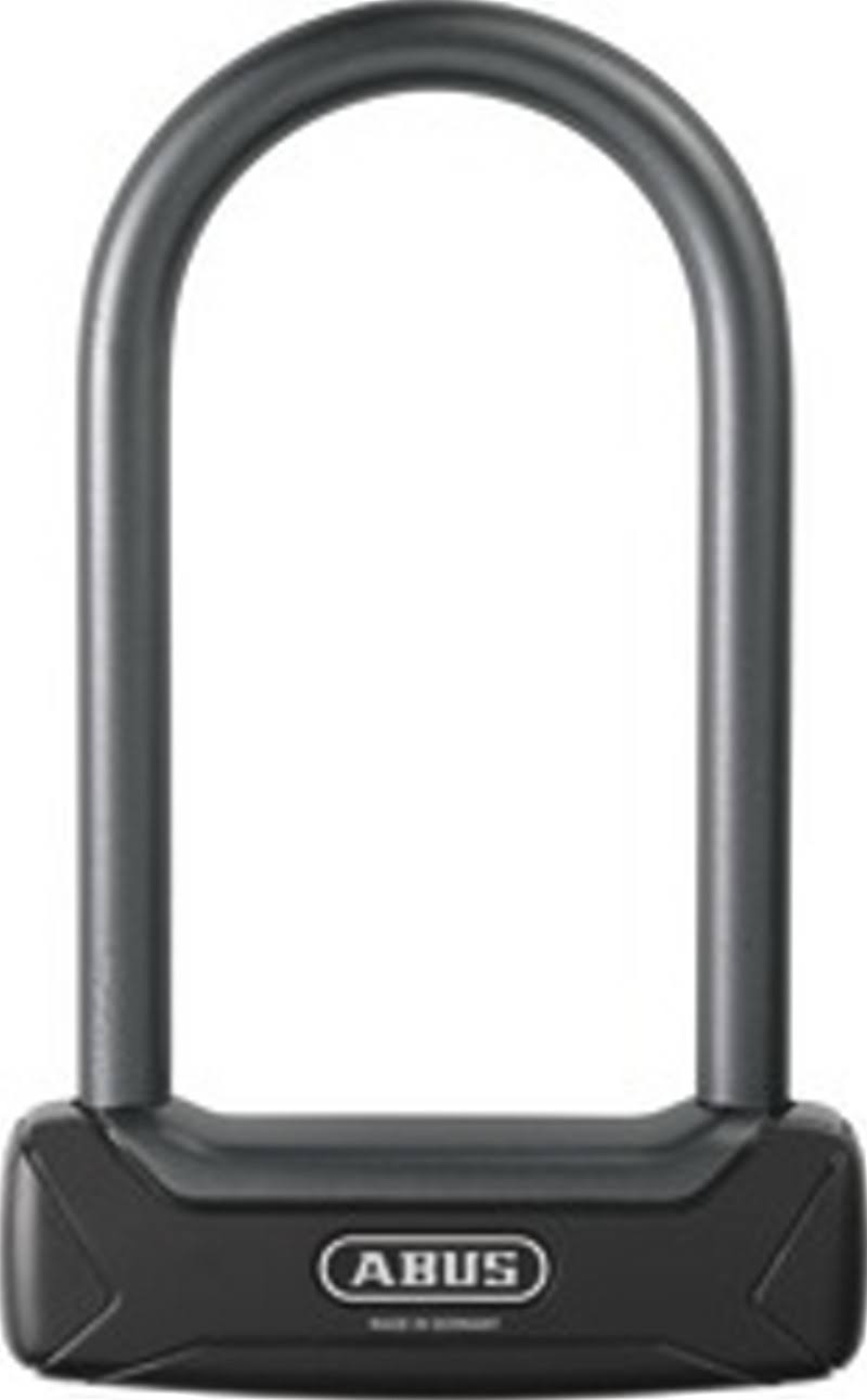 Abus Granit 640 Keyed U-Lock Black / 9""
