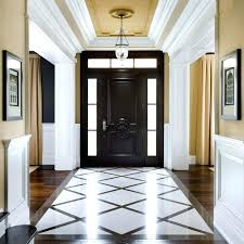 Marble Flooring Designs For Entryways Foyer Design Indian