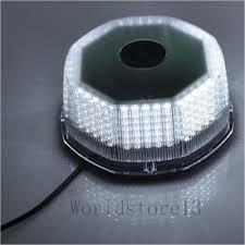 100 Strobe Light For Trucks Bar For 240 Led Beacon White Emergency