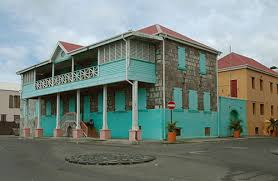 PhotoThe Historic Barracoon Building In Roseau Dominica