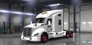 Estes Express Lines T680 For ATS - ATS Mod / American Truck ...