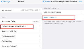 Top 2 Ways to Block a Number on an iPhone 7 Plus 7 6s 6