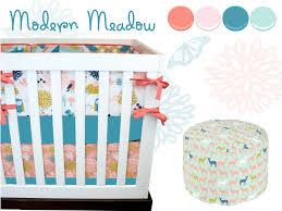 Woodland Crib Bedding Sets by Meadow Woodland Crib Bedding Nursery Bedding Crib Set