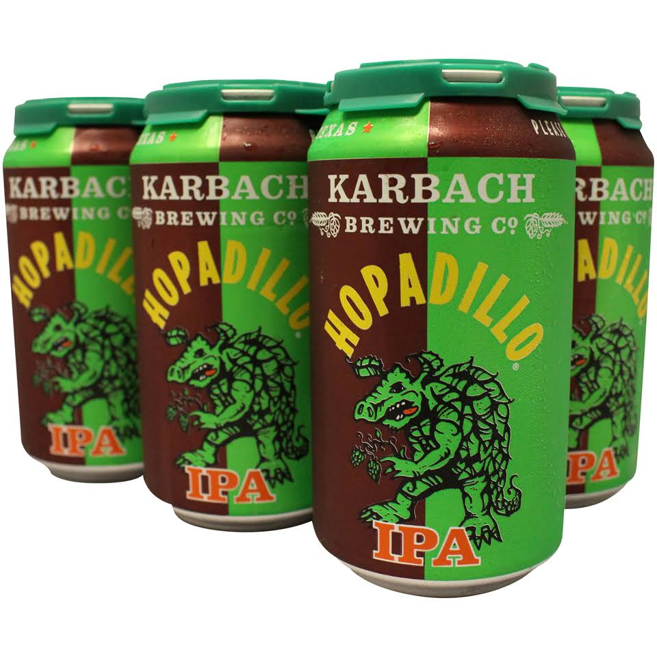 Karbach Hopadillo India Pale Ale - 6 Pack