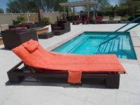Pacific Bay Patio Chairs by Pool Lounge Chair Covers Awesome Pacific Bay Chaise Lounge Chair