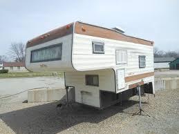 100 Camper Truck Bed 1977