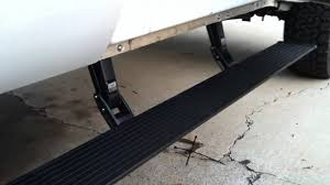 Hide Away Truck Steps - YouTube Buy Chevygmc 12500 Stealth Side Steps Nerf Bars Running Boards Nelson Truck Truck Steps Ford For Dogs Stepside Addictive Desert Designs Fseries Venom 2dr 670 52018 Dodge Ram 1500 Go Rhino 415 Series Bedstep Amp Research Quality Powerstep Iboard Board Ford F250 Bully Bbs1101s Black Bull Multifit Adjustable Step Manufacturers Of High Quality Prunners Harley Westin And Specialties Hdx Drop