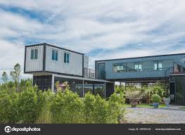 100 Modern Steel Building Homes Metal Building Made From Shipping Containers And Blue