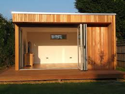 100 Contemporary Summer House Office In My Garden A House With Bifold Doors