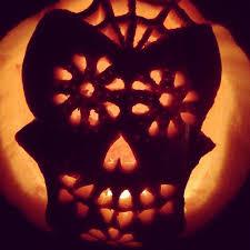 Sugar Skull Pumpkin Carving Patterns by Skull Pumpkin Carving Patterns Patterns Kid