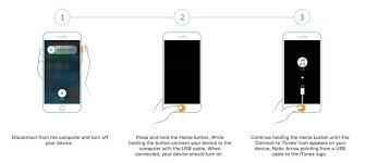 iphone dfu mode revovery Screen Fixed