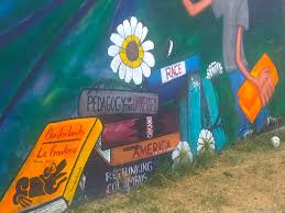 Chicano Park Murals Meanings by Advocacy Writing Is Thinking