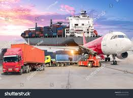 100 Truck Boat Transport Logistic Concept By Stock Photo Edit Now