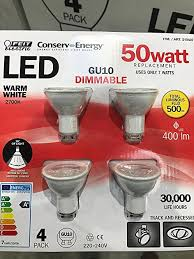 feit electric dimmable 7 watt gu10 led bulbs 50watt halogen bulbs